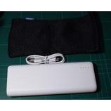 『Anker PowerCore 20100 を買った。iPhoneを7回充電できる容量らしい。』の画像