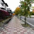 『秋の街路』の画像