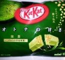 【マジかよ】日本にきた外国人観光客が大絶賛するお土産は『キットカット抹茶味』と判明wwwwwwwww