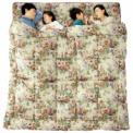 みんなで眠ると楽しいね。仲良し大判サイズ!◆お子様…