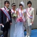 東京大学第64回駒場祭2013 その98(ミス&ミスター東大コンテスト2013の88(記者会見の9))