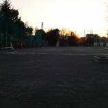 『静岡>学校の石山』の画像