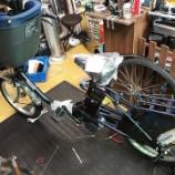 『お取り寄せ自転車のご紹介 パナソニックサイクル ギュットクルームDX』の画像