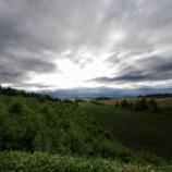 『【北海道ひとり旅】富良野・美瑛の旅『上富良野町ビューポイント』旅行ガイドには載らない素晴らしい風景』の画像