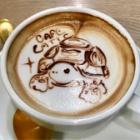 『カフェ ラテアート 大和田 【ばたーしゅがー】』の画像