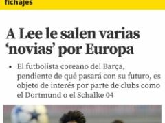 バルセロナが「韓国のメッシ」イ・スンウにバルセロナBへの昇格不可を通知