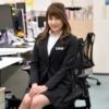 AKB48入山杏奈のスーツ姿に反響「美しさが際立っている」