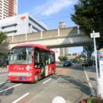 『サヨナラ...街中を回る赤の小型バスこと循環バス「く・る・る」が2019年3月31日(日)をもって廃止に。』の画像