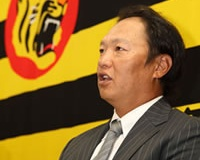【速報】今季限りで現役引退の阪神福原、ファーム育成コーチ就任!