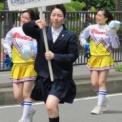 2018年横浜開港記念みなと祭国際仮装行列第66回ザよこはまパレード その44(横浜市立金沢高等学校バトントワリング部WINNERS)