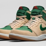 『USA online links 12/12 release Air Jordan 1.5 the Return Gorge Green』の画像