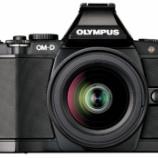 『オリンパス OM-DとOM-4』の画像