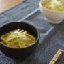 料理嫌いがパスタ麺で作る『超簡単鶏ガラ塩ベースのさっぱりレモンラーメン』