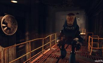イベントクエスト「Patrol Duty」