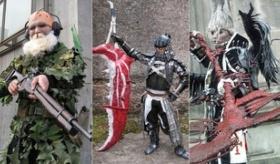 【創作】   日本人が マンガやアニメの武器の作り方を サイトで紹介してるぞ。   海外の反応
