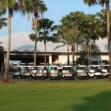 『ゴルフ修行初日、ロータスバレーCC』の画像