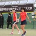 ダンロップがV!!◆全日本女子選抜団体戦◆
