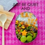 『だまってそれを食べなさい!Just be quiet and eat it!』の画像