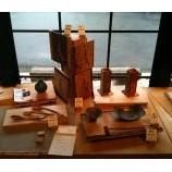 『「木工家:岡田君」の3人展開催中です。』の画像