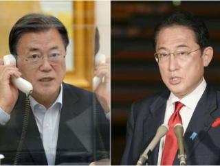 【韓国】文大統領「直接会おう」 岸田首相「首脳会談、何も決まっていない」韓国の反応
