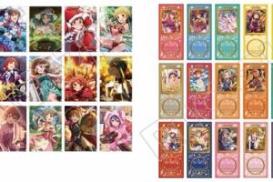 【ミリオンライブ】9/26にクリアファイル 第1弾、アクリルスタンド 第1弾発売!予約は8/23まで!