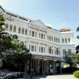 『ラッフルズホテルは素敵♪』の画像
