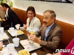 在韓アメリカ大使館、緊急声明!!! ガチで外交停止状態来たぞwwwwwwww