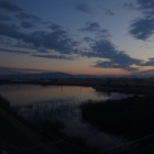 『【空】豊橋市 海岸近くの日の出【写真あり】』の画像