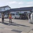 ラジオ体操帰りの男性3人が次々にクマに襲われ重軽症。富山市