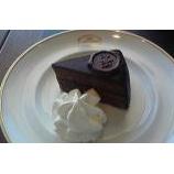 『ザッハトルテ@青山Cafe Landtmann』の画像