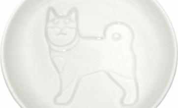 犬が浮き出る醤油皿にワサビをのせた結果wwwwwwwww