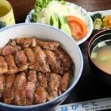 『JAL×はんつ遠藤コラボ企画【広島編3】1日め・ステーキ丼(ながどて)』の画像