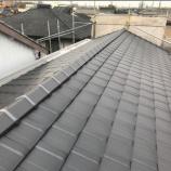 『【四日市・屋根工事】瓦屋根に葺き替えました。』の画像