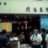 『天然氷のかき氷・・・十条商店街だるまや(東京)』の画像