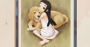 【かくしごと】第7話 感想 犬との10の約束、漫画家との10の約束