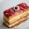 オーボンヴュータンのケーキ