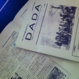 『DADAの会報が届いた。』の画像
