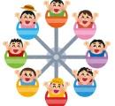 中国の観覧車に乗っていた5歳の子どもが窓から落下し宙づりに 親がケチって子ども1人だけを乗せていた