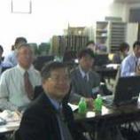 『埼玉中小企業家同友会戸田蕨地区会例会にて』の画像