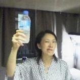 『寝台列車でエクササイズ』の画像