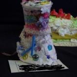 『師走の多摩センタ-のイルミネ-ションプと東大和市の花・鳥』の画像