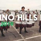 『【WGI】リハーサルと本番の模様! 2019年ウィンターガード・インターナショナル『チノヒルズ高校』動画です!』の画像