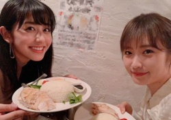 【驚愕】斎藤ちはる&高山一実の可愛すぎる2ショット!!!!!
