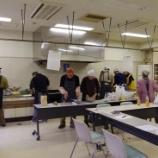 『1月の男の料理教室;東大和「セブン会」』の画像