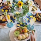 『今年の夏の枝豆パンと、他、レッスン写真いろいろ』の画像