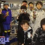 『ミニ四駆2月大会(2/11)』の画像