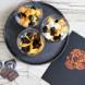 ハロウィン研究家が教える!オレンジ と黒の食材で作るオシャレな簡単レシピ 4種