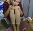 【画像】ロシアのバレリーナ(16)の素足wwwwwwwwwwww