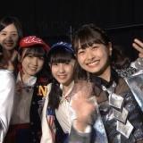 【THE MUSIC DAY】HKT48「バグっていいじゃん」、なこみくがスマホで撮影して…