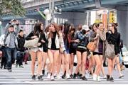 (;`ハ´)「アイヤー台湾人の思想、日本化したアルネ」 パンツ一丁の美女たちが20人も!